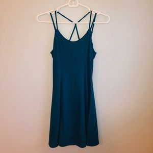 Basic Flowy Mini Dress